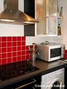 Paris T3 logement location appartement - cuisine (PA-4269) photo 2 sur 2