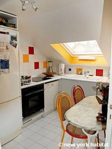 Paris T3 - Duplex appartement location vacances - cuisine (PA-4270) photo 1 sur 2