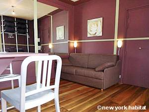 Paris Studio apartment - living room (PA-4273) photo 2 of 5