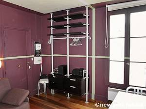 Paris Studio accommodation - Apartment reference PA-4273