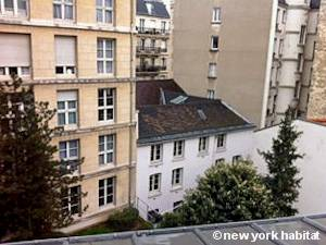 Paris T2 - Duplex - Penthouse logement location appartement - chambre (PA-4274) photo 3 sur 3