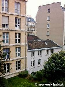 Paris T2 - Duplex - Penthouse logement location appartement - séjour (PA-4274) photo 4 sur 4