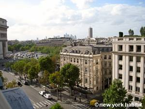 Paris Studio T1 logement location appartement - séjour (PA-4277) photo 7 sur 8