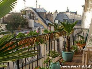 Paris Studio T1 logement location appartement - autre (PA-4282) photo 2 sur 7