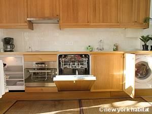 Paris Studio T1 logement location appartement - cuisine (PA-4282) photo 1 sur 3