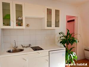 Paris 1 Bedroom apartment - kitchen (PA-4284) photo 1 of 1