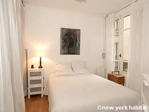Paris 1 Bedroom accommodation - bedroom (PA-4298) photo 1 of 7