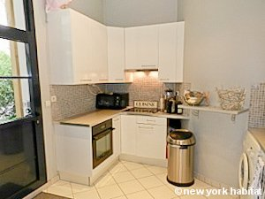 Paris T4 - Duplex logement location appartement - cuisine (PA-4302) photo 2 sur 3