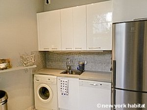 Paris T4 - Duplex logement location appartement - cuisine (PA-4302) photo 3 sur 3