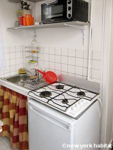 Paris T2 logement location appartement - cuisine (PA-4303) photo 1 sur 2