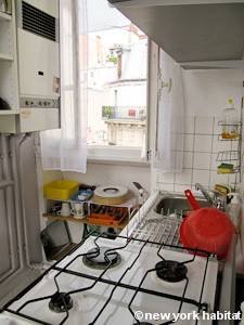 Paris T2 logement location appartement - cuisine (PA-4303) photo 2 sur 2