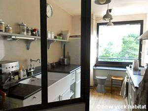 Paris 3 Bedroom - Duplex accommodation - kitchen (PA-4308) photo 1 of 3