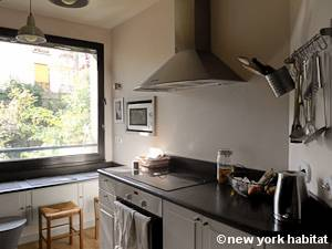 Paris 3 Bedroom - Duplex accommodation - kitchen (PA-4308) photo 3 of 3