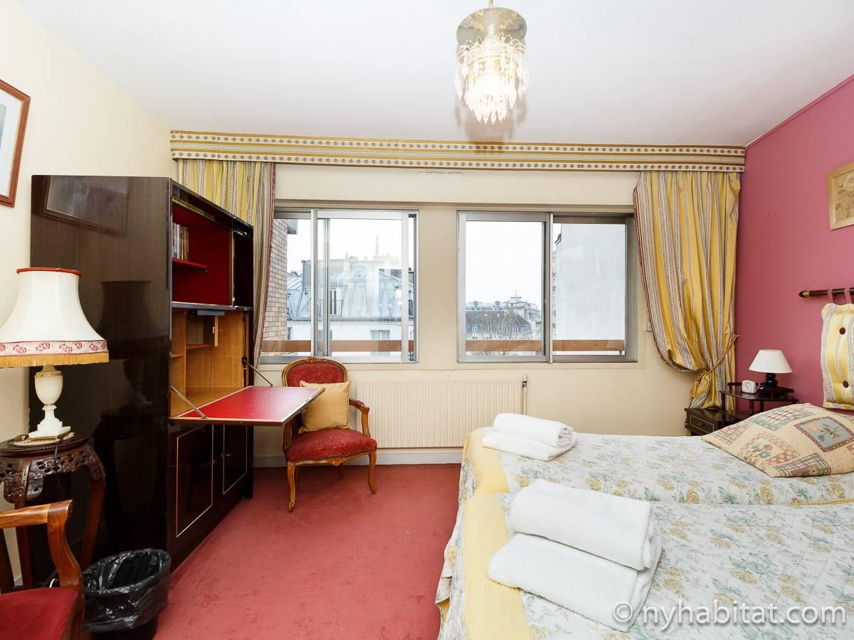 Casa vacanza a parigi 2 camere da letto le marais bastiglia r publique pa 4320 - Casa vacanza a parigi ...
