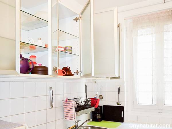 Paris Studio apartment - kitchen (PA-4329) photo 2 of 4
