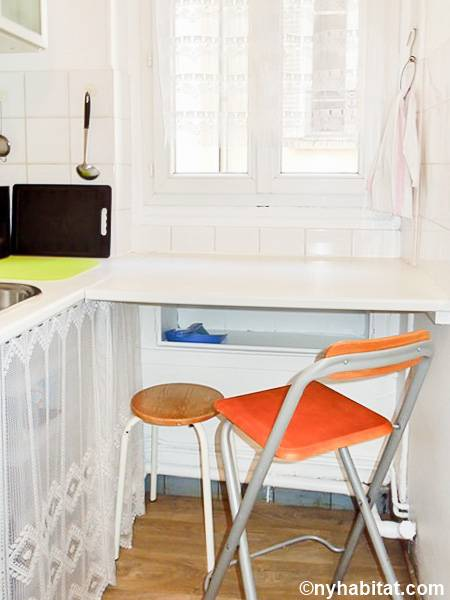 Paris Studio apartment - kitchen (PA-4329) photo 4 of 4