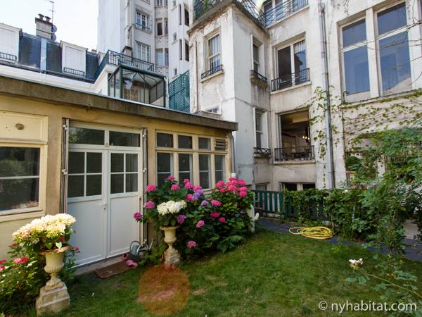Paris - 2 Bedroom accommodation - Apartment reference PA-4375