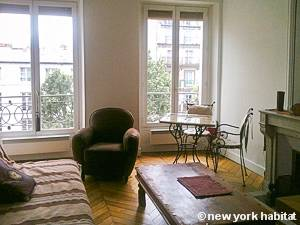Paris - 1 Bedroom accommodation - Apartment reference PA-4383