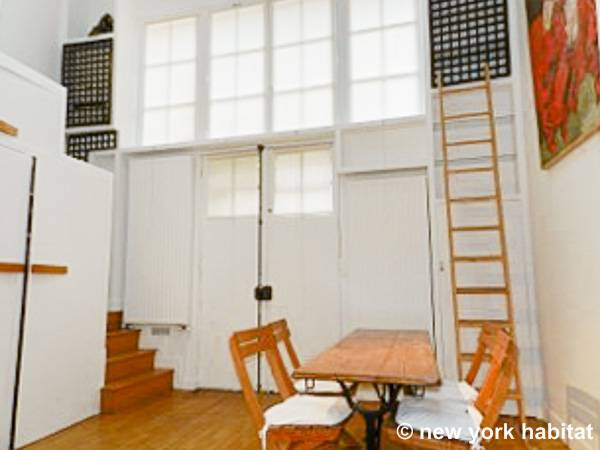 Paris Apartment: Alcove Studio Loft Apartment Rental in Port Royal ...