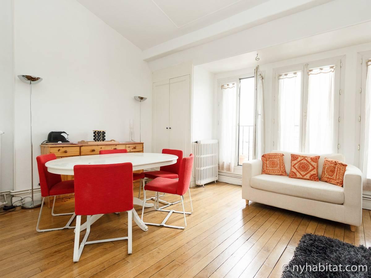 Paris Apartment 1 Bedroom Apartment Rental In Passy Pa 4455