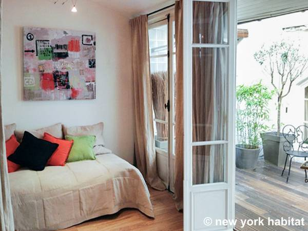 Paris Apartment 1 Bedroom Apartment Rental In Montmartre Pa 4463