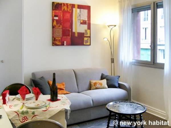 Paris - Studio accommodation - Apartment reference PA-4464