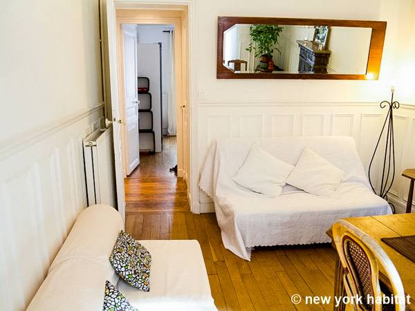 Paris - 2 Bedroom apartment - Apartment reference PA-4517