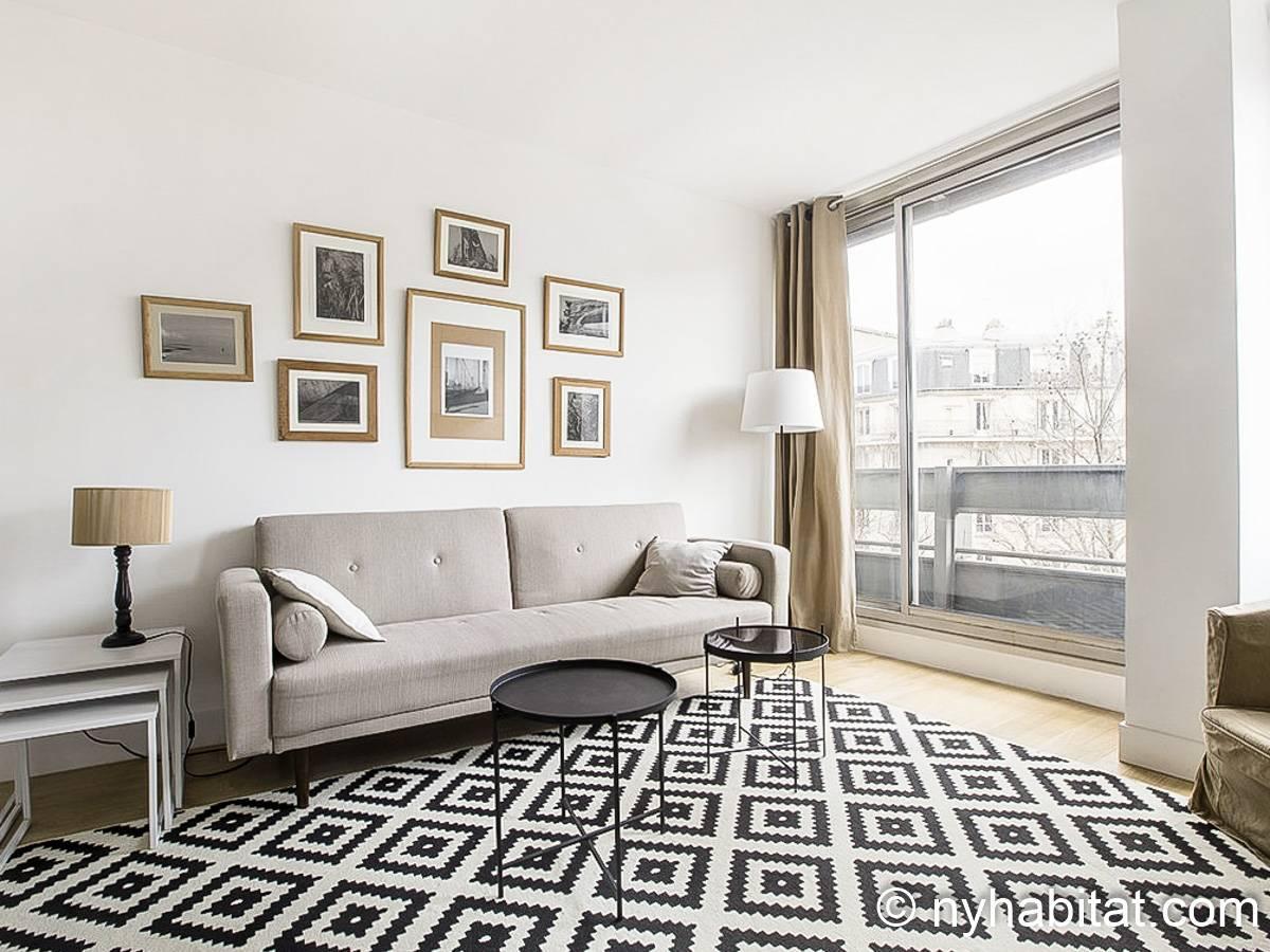 Appartamento a parigi 1 camera da letto al sia pa 4523 for Soggiorno a parigi