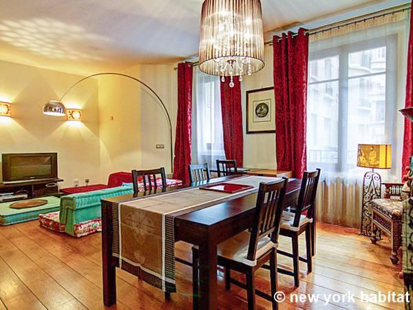 Paris Apartment 1 Bedroom Apartment Rental In Montmartre Pa 4559