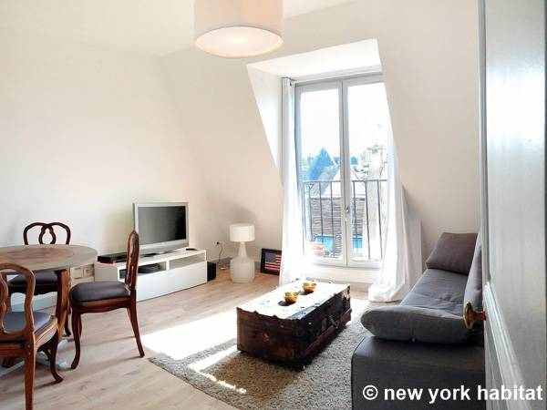 Paris Apartment 1 Bedroom Rental In Mouffetard Latin Quarter Panthéon Pa 4561