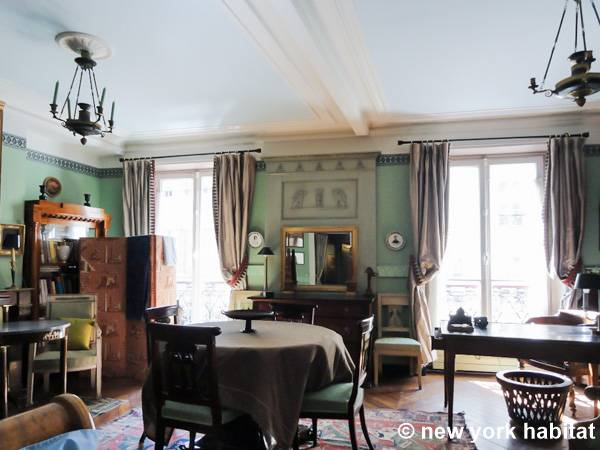 Paris - 2 Bedroom apartment - Apartment reference PA-4564