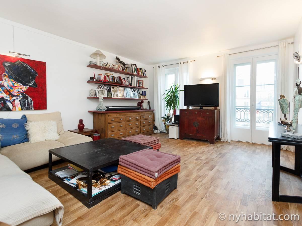 Casa vacanza a Parigi - 1 Camera da letto - Pigalle, Opéra ...