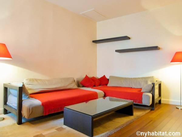 Paris - 1 Bedroom apartment - Apartment reference PA-4620