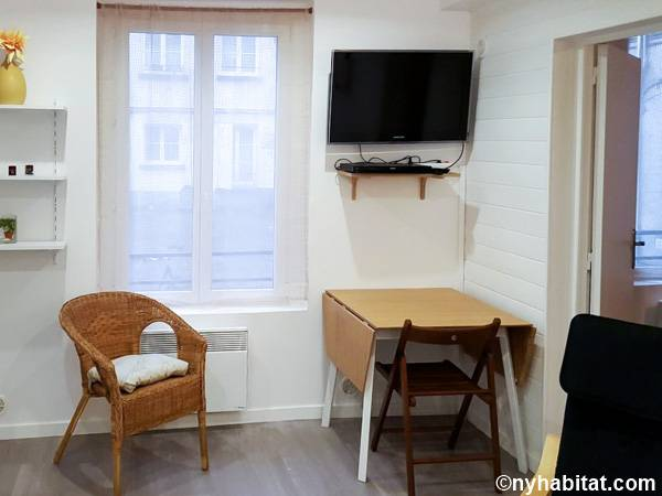 Paris - 1 Bedroom apartment - Apartment reference PA-4624