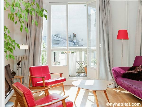 Paris - 1 Bedroom accommodation - Apartment reference PA-4645