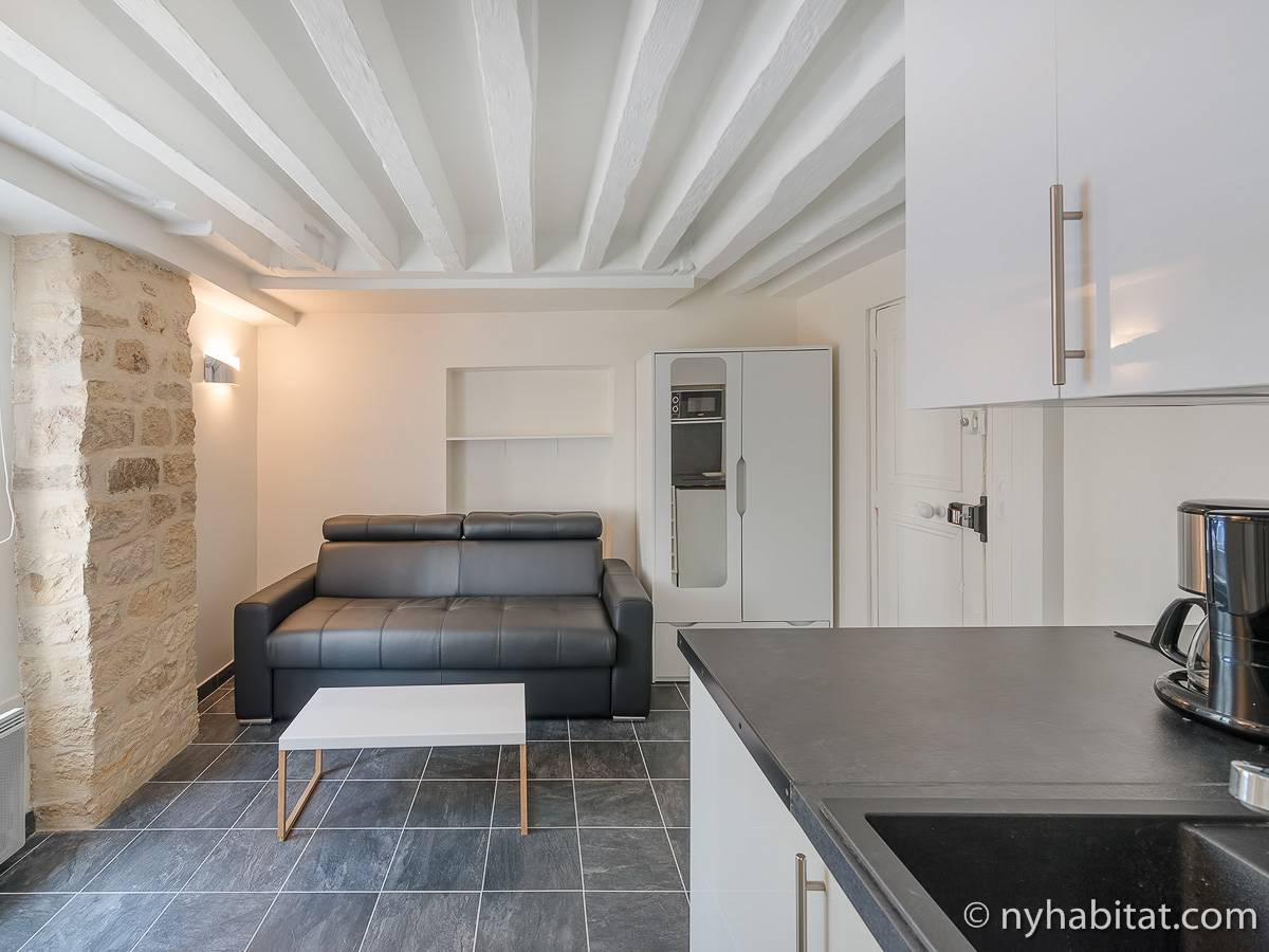 Paris - Studio apartment - Apartment reference PA-4649