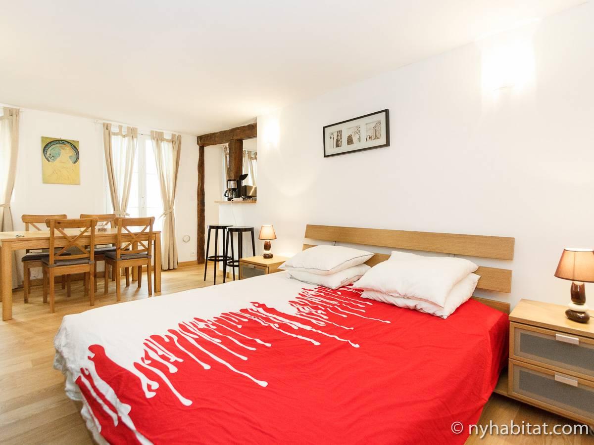 logement paris location meubl e studio t1 op ra bourse sentier montorgueil pa 4650. Black Bedroom Furniture Sets. Home Design Ideas