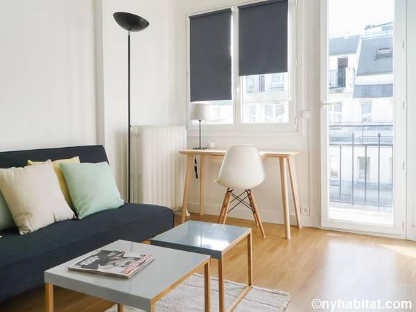 Paris - Studio apartment - Apartment reference PA-4652
