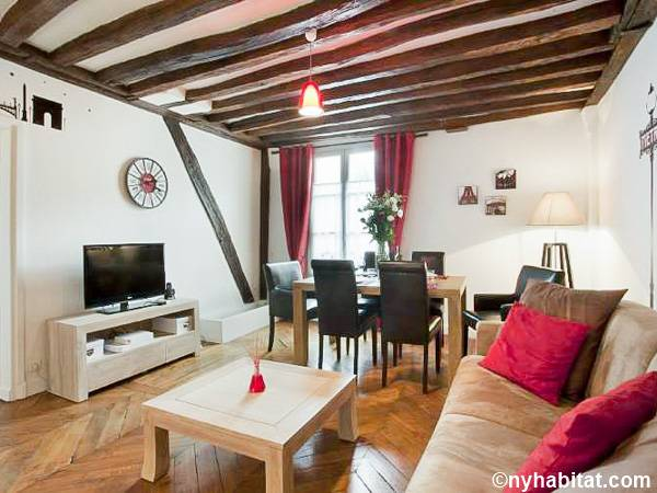 Paris - 1 Bedroom apartment - Apartment reference PA-4659