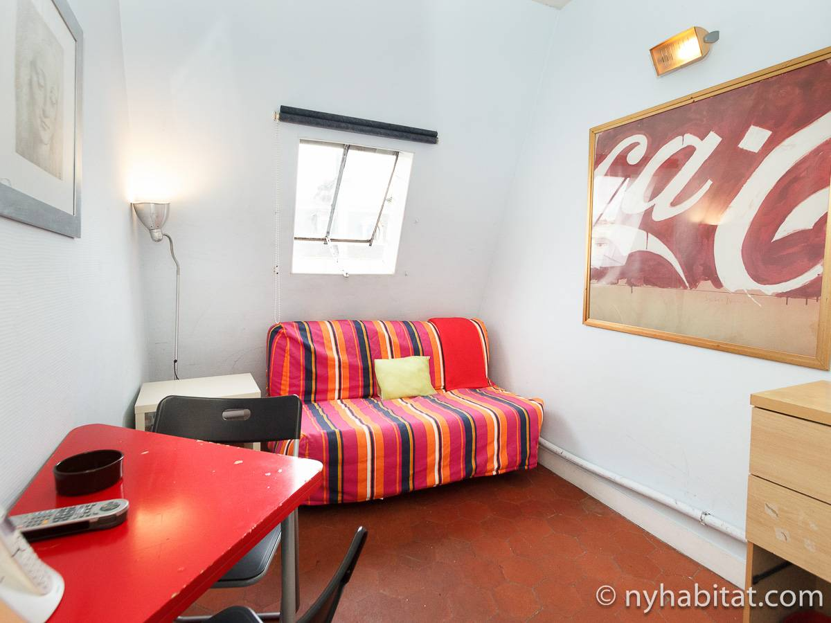 Paris - Studio apartment - Apartment reference PA-4662