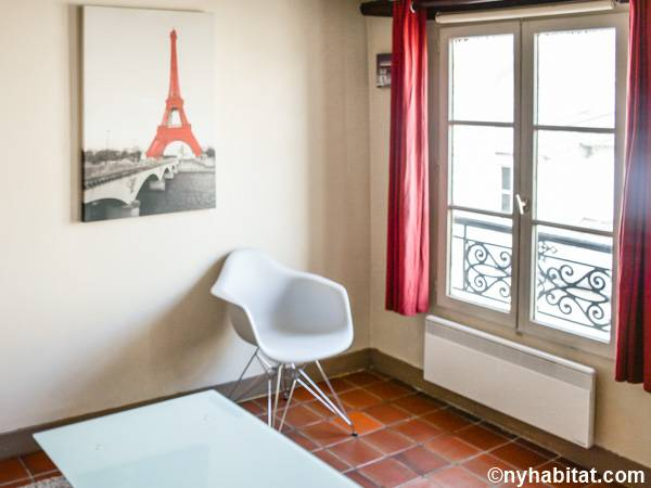 Paris - 1 Bedroom apartment - Apartment reference PA-4668