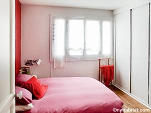 Paris T3 appartement location vacances - chambre 2 (PA-4674) photo 1 sur 2