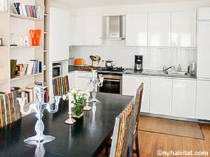 Paris T3 appartement location vacances - cuisine (PA-4674) photo 1 sur 1