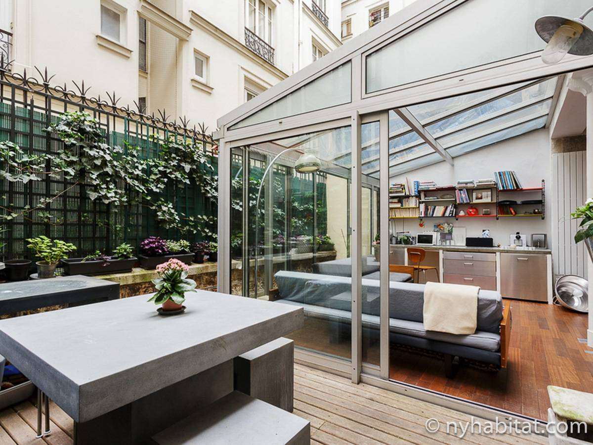 Paris 2 Bedroom accommodation - other (PA-4684) photo 13 of 15