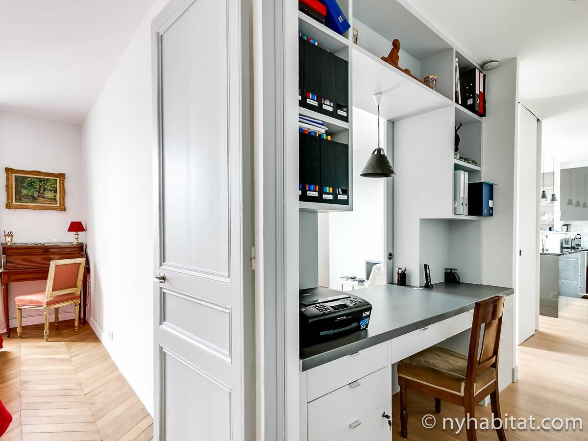 Paris 1 Bedroom accommodation - other (PA-4685) photo 1 of 3