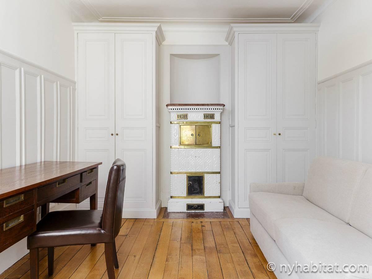 Casa vacanza a parigi 2 camere da letto montparnasse pa 4686 - Casa vacanza a parigi ...