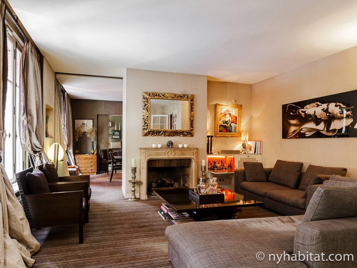 Casa vacanza a parigi 3 camere da letto neuilly sur seine pa 4688 - Casa vacanza a parigi ...