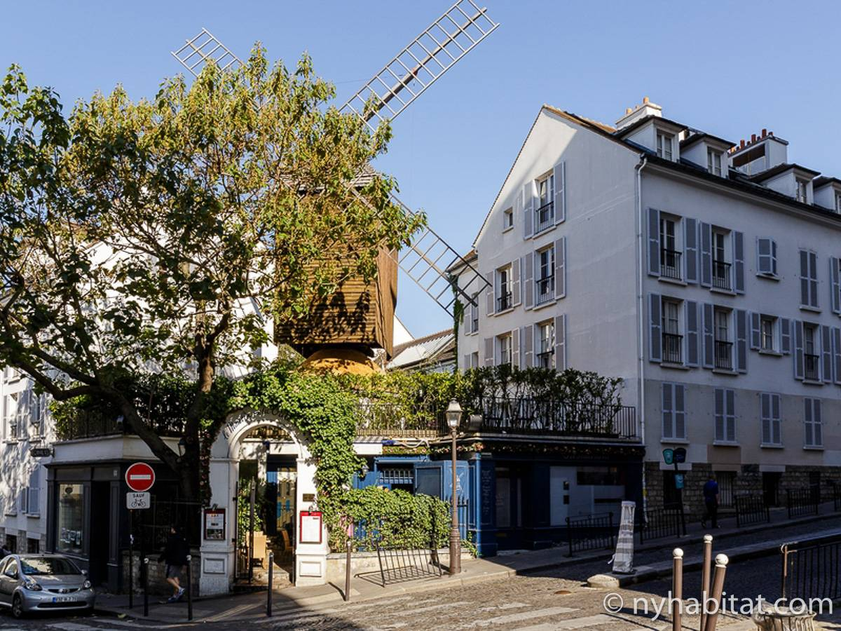Paris T3 appartement location vacances - autre (PA-4690) photo 8 sur 11