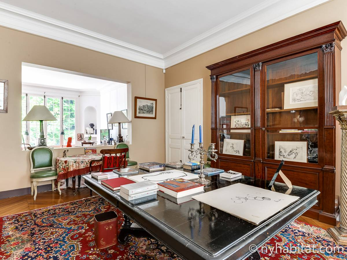 Casa vacanza a Parigi - 4 Camere da letto - Trocadéro (PA-4691)