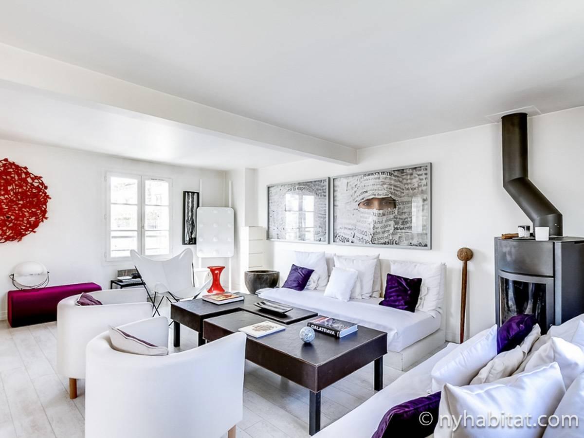 Casa vacanza a parigi 1 camera da letto le marais pa for Appartamenti a parigi